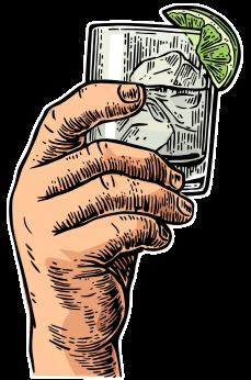 propozycja podania - gin rzemieślniczy Herbarius