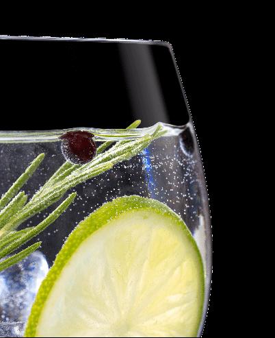 szklaneczka ginu