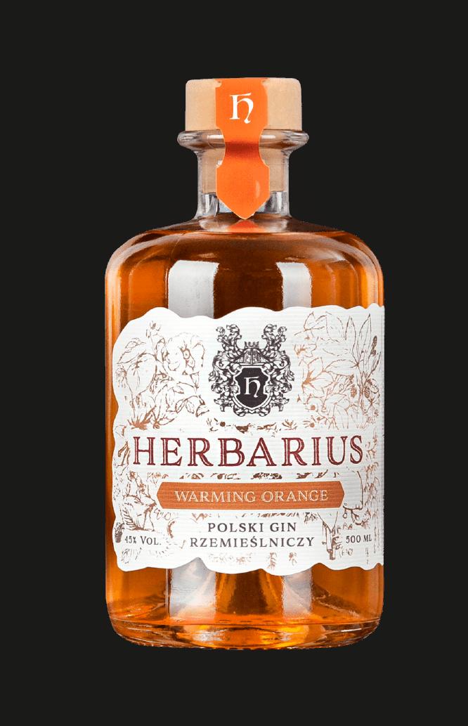 Herbarius-WARMING-ORANGE-GIN-butelka-Polski-Gin-Rzemieslniczy