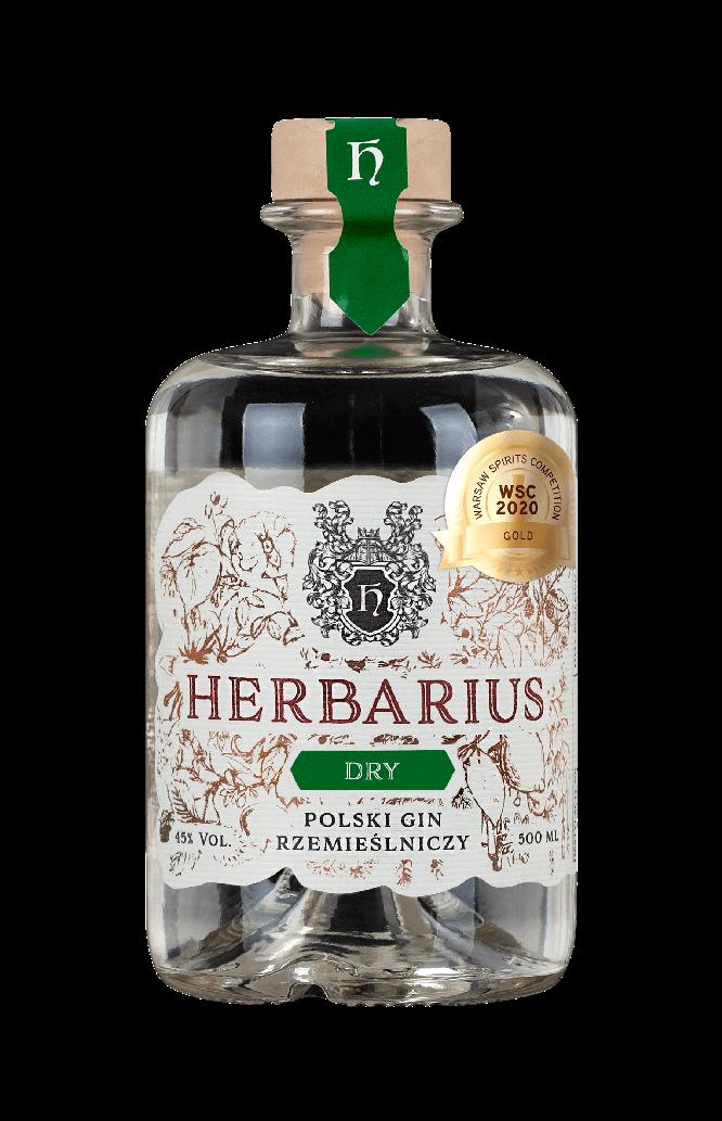 Herbarius-dry-butelka-Polski-Gin-Rzemieslniczy
